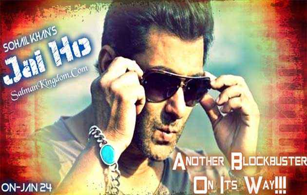 Jai Ho Salman Poster