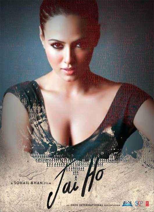 Jai Ho Sana Khan Poster