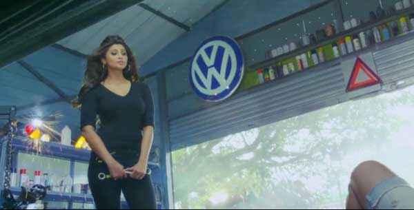 Jai Ho Daisy Shah Volkswagen Workshop Stills