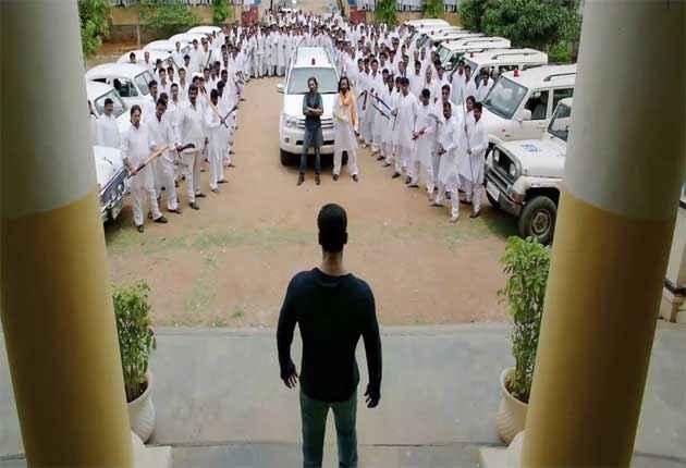 Jai Ho First Look Stills