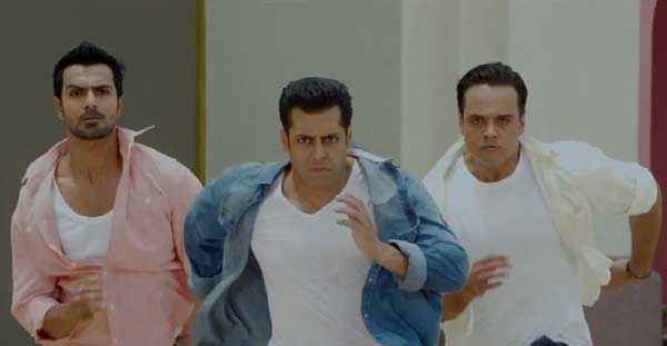 Jai Ho Salman Khan Action Picture Stills