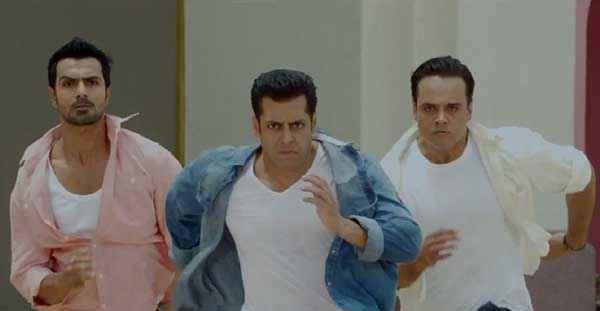 Jai Ho Salman Khan Action Picture Stills