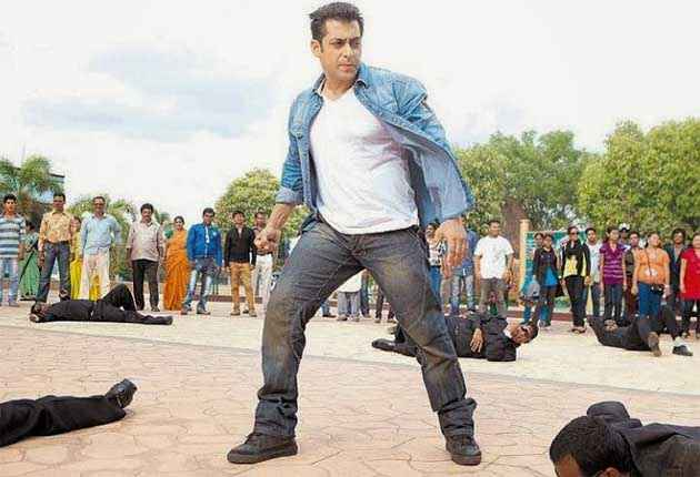 Jai Ho Salman Khan Action Stills
