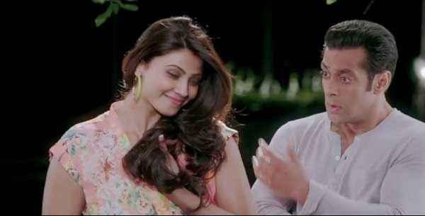 Jai Ho Salman Khan Daisy Shah Comedy Scene Stills
