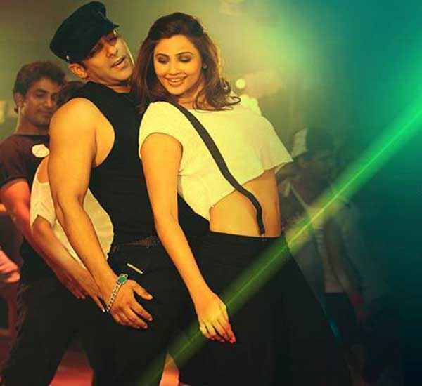 Jai Ho Salman Khan Daisy Shah Hot Dance Stills