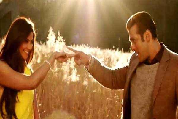 Jai Ho Salman Khan Daisy Shah Picture Stills