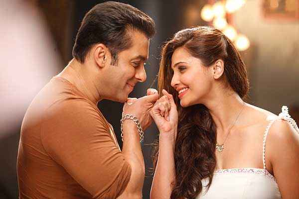 Jai Ho Salman Khan Daisy Shah Wallpaper Stills