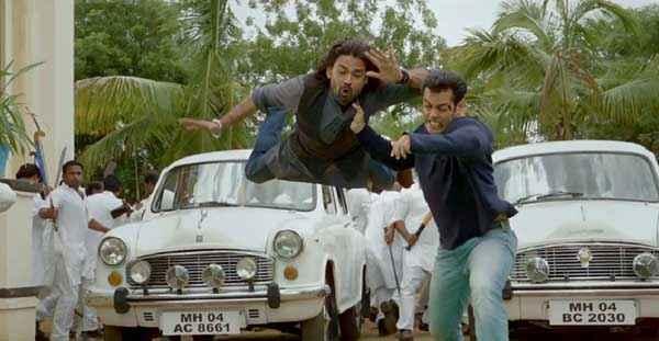 Jai Ho Salman Khan Fighting Stills
