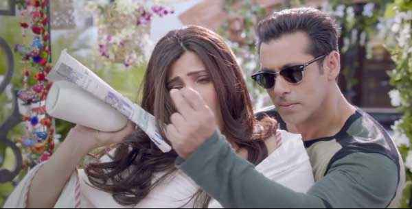 Jai Ho Salman Khan Funny Scene Stills