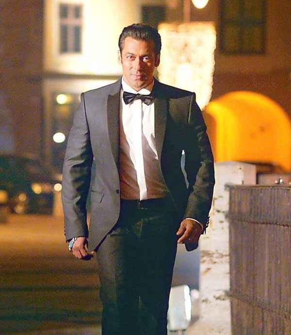 Jai Ho Salman Khan Look Stills