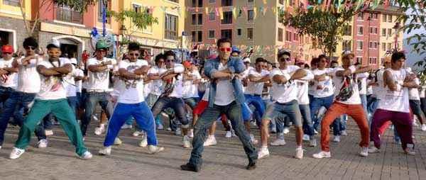 Jai Ho Salman Khan Song Dance Stills