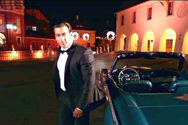 Jai Ho Salman Khan With Cars Stills