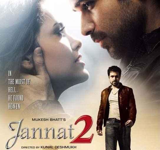 Jannat 2 Emraan Hashmi Esha Gupta Poster