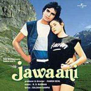 Jawaani Hot Poster
