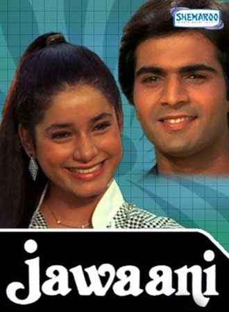 Jawaani  Poster