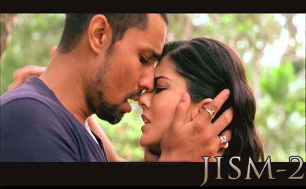 Jism 2 Randeep Hooda Sunny Leone Hot Pics Stills
