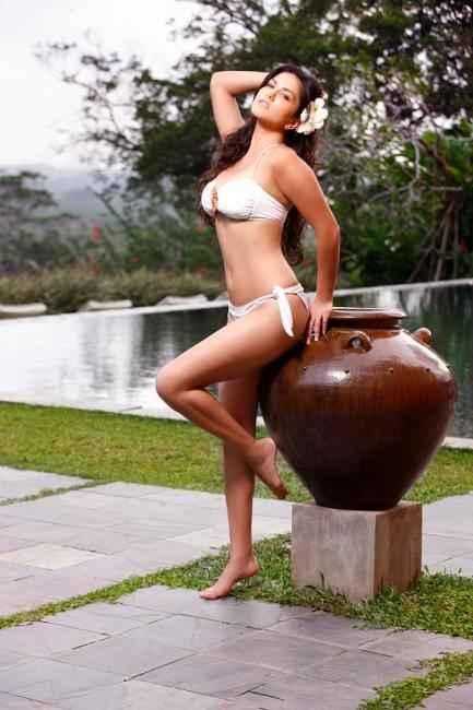 Jism 2 Sunny Leone In Bikini Stills