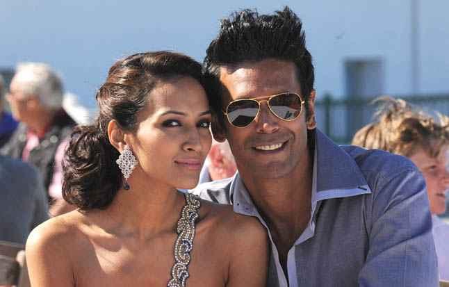 Jodi Breakers Milind Soman and Dipannita Sharma Stills