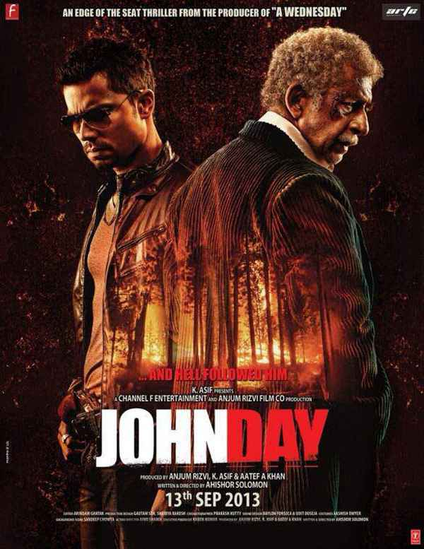 John Day First Look Poster