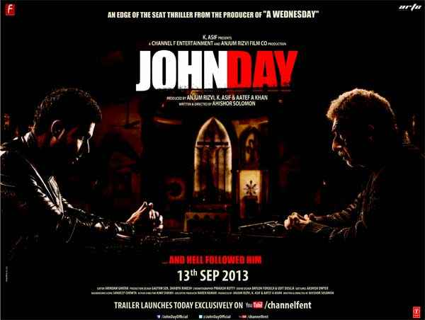 John Day Wallpaper Poster