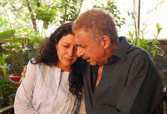 John Day Naseeruddin Shah Shernaz Patel Stills