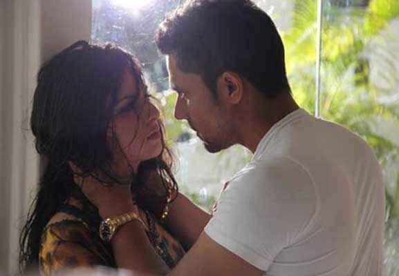 John Day Randeep Hooda Elena Kazan Kiss Scene Stills