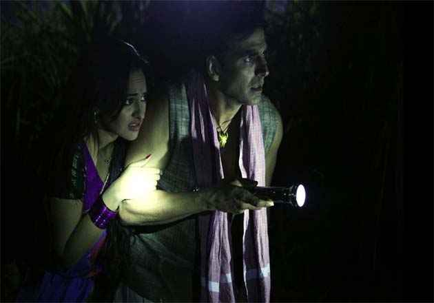 Joker Akshay Kumar And Sonakshi Sinha Stills