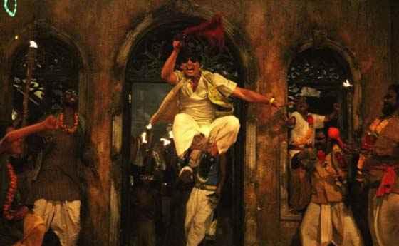 Joker Akshay Kumar In Stunt Stills