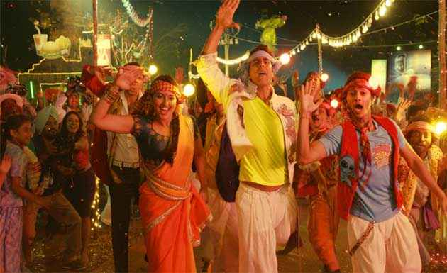 Joker Akshay Kumar Sonakshi Sinha Shreyas Talpade Dance Stills