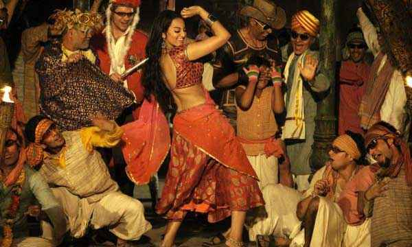 Joker Sonakshi Sinha Dance Stills