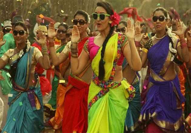 Joker Sonakshi Sinha Hot Dance Stills