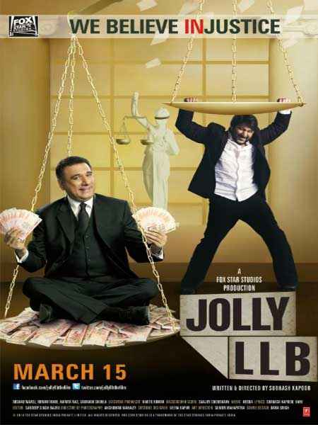 Jolly LLB Images Poster