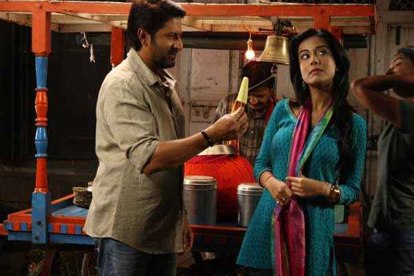 Jolly LLB Amrita Rao Arshad with Icecream Stills