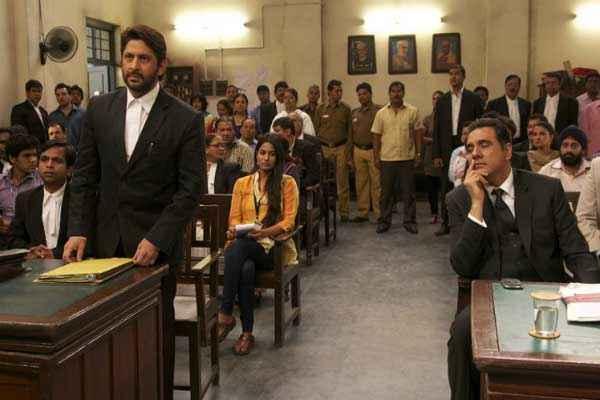 Jolly LLB Boman Irani in Court Scene Stills
