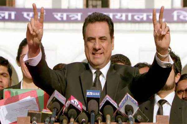 Jolly LLB Boman Irani Photos Stills