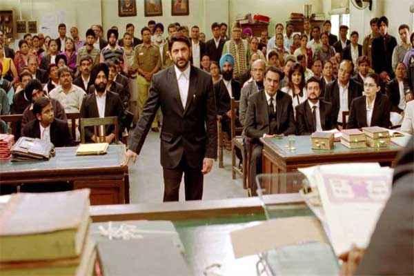 Jolly LLB Court Scene Stills