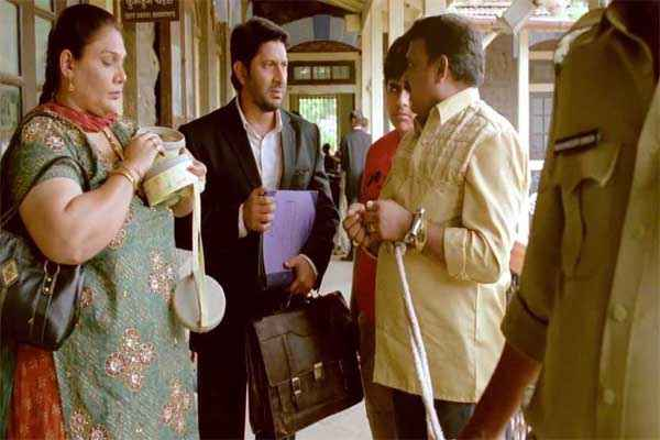 Jolly LLB Sad Scene Stills