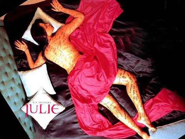 Julie (2004) Hot Wallpaper Poster