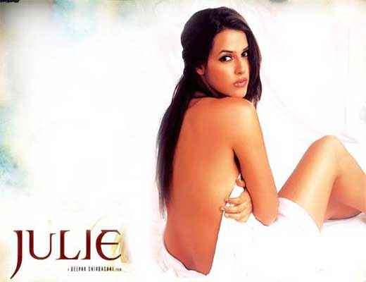 Julie (2004) Neha Dhupia Hot Poster