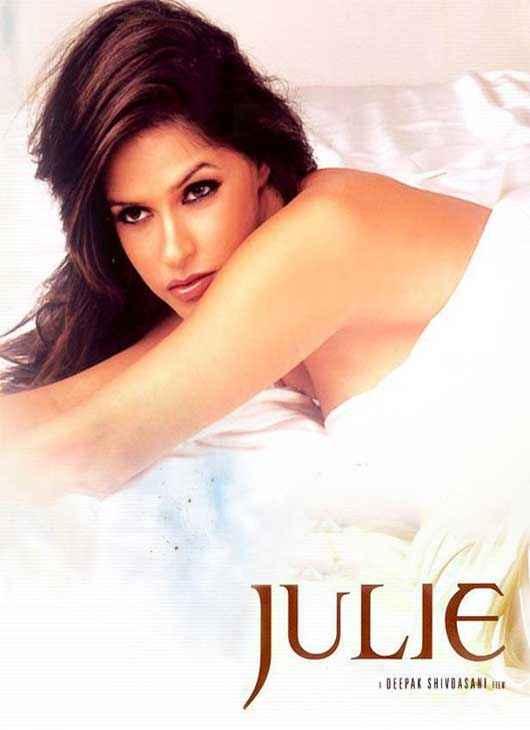 Julie (2004) Neha Dhupia Poster