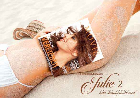 Julie 2 Hot Poster