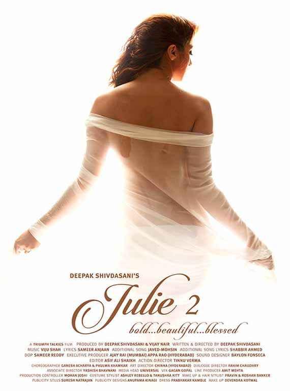 Julie 2  Poster