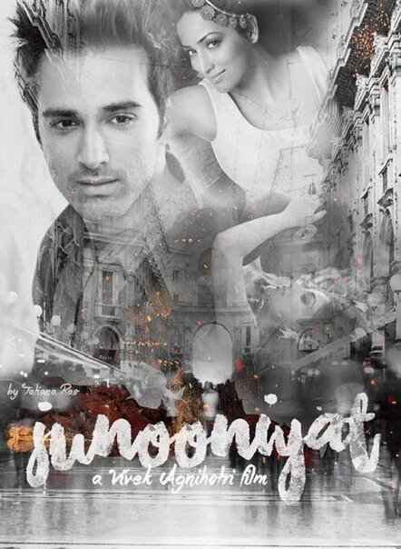 Junooniyat  Poster