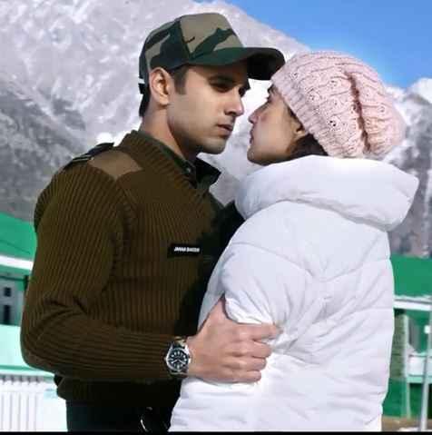 Junooniyat Pulkit Samrat Yami Gautam In Romantic Scene Stills