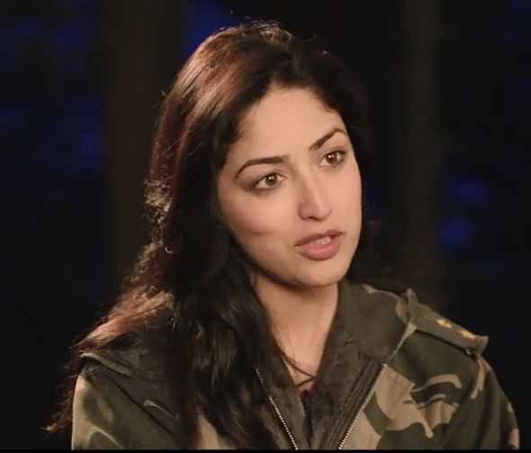 Junooniyat Yami Gautam In Army Dress Stills