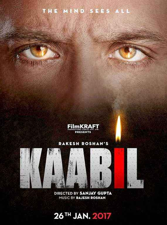 Kaabil Image Poster