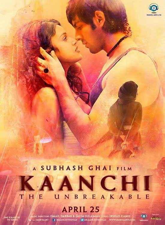 Kaanchi The Unbreakable 2014 Hindi 480p Movie HDRip 450MB ESubs
