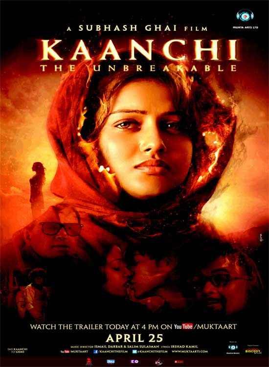 Kaanchi Mishti Poster