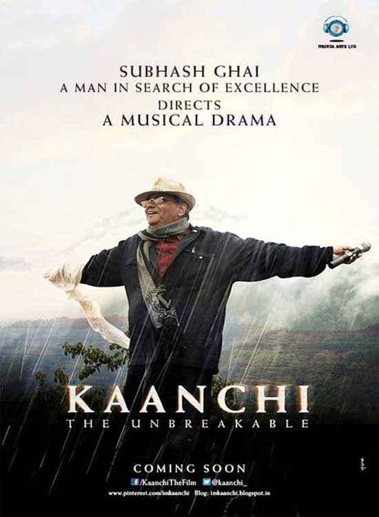 Kaanchi Subhash Ghai Poster
