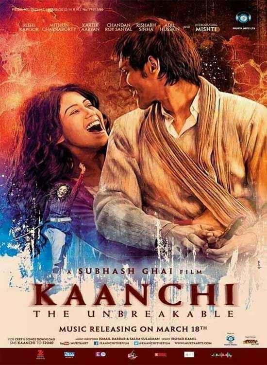 Kaanchi Wallpaper Poster